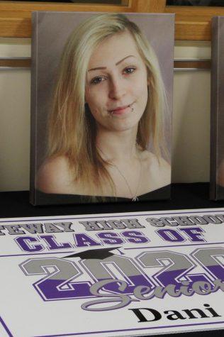A Heartfelt Graduation and Sad Goodbye To Honor Danielle Tyler