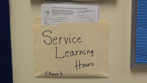 Need Service Learning Hours?