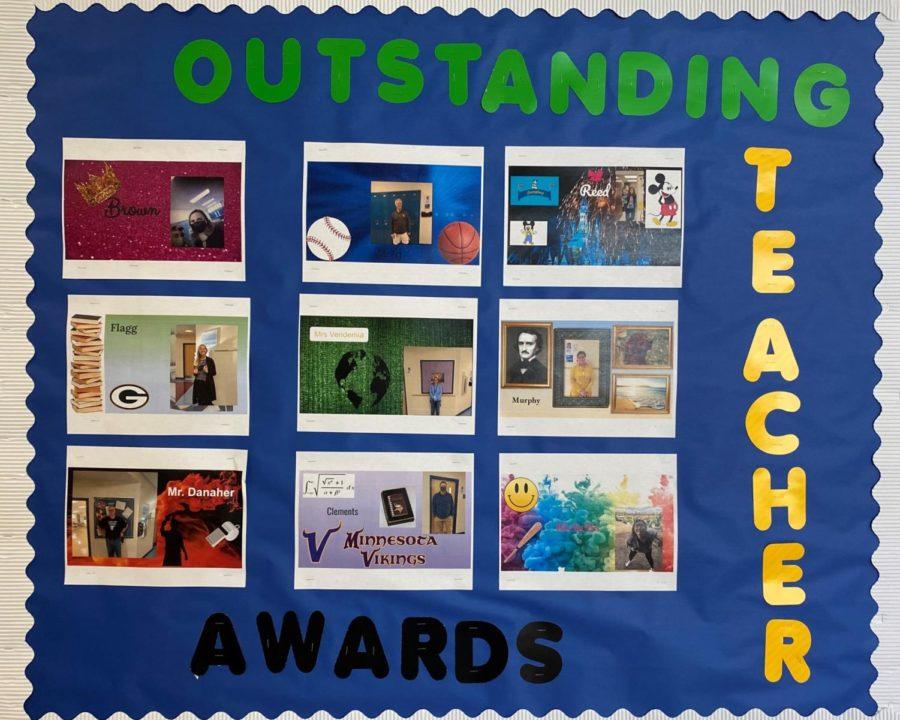 Honoring Teachers